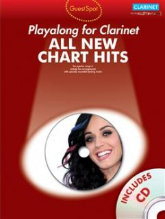 Guest Spot: All New Chart Hits (Clarinet) + CD